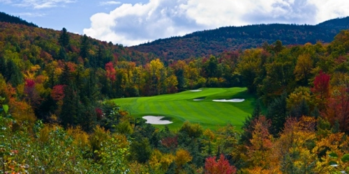 Sunday River Country Club Maine golf packages