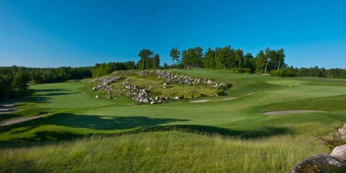 Belgrade Lakes Golf Club Maine golf packages