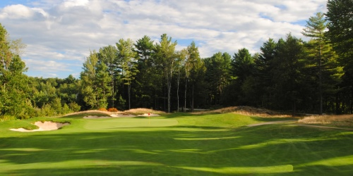 Featured Maine Golf Resort