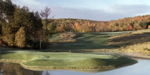 Fox Ridge Golf Club Maine golf packages