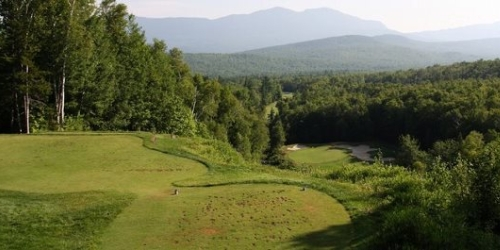 Sugarloaf Golf Club & Resort Maine golf packages