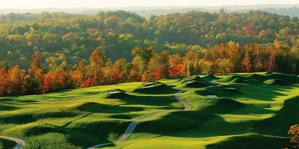 The Pete Dye Golf Trail