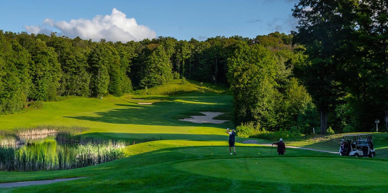 Shanty Creek Resort Acquires Hawk's Eye Golf Club